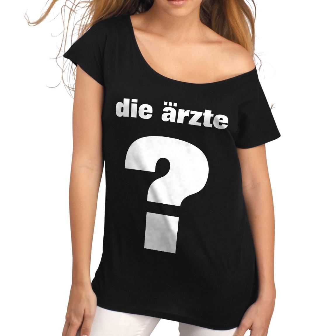 Hä? von die ärzte - Girlie Shirt jetzt im die aerzte shop Shop