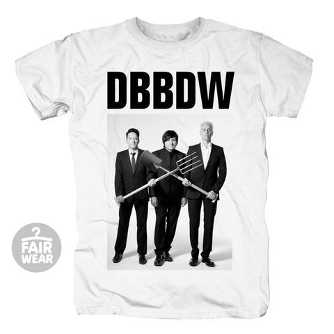 DBBDW von die ärzte - T-Shirt jetzt im die aerzte shop Shop