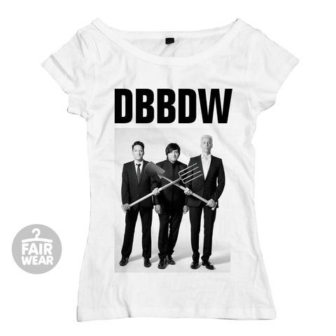 DBBDW von die ärzte - Girlie Shirt jetzt im die aerzte shop Shop
