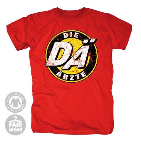 Die Ärzte Logo von die ärzte - T-Shirt jetzt im die aerzte shop Shop