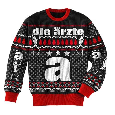 Holidäy Sweater von die ärzte - Strickpullover jetzt im die aerzte shop Shop