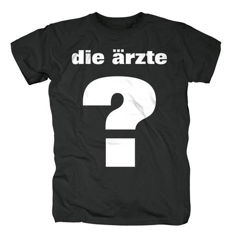 Hä? von die ärzte - T-Shirt jetzt im die aerzte shop Shop