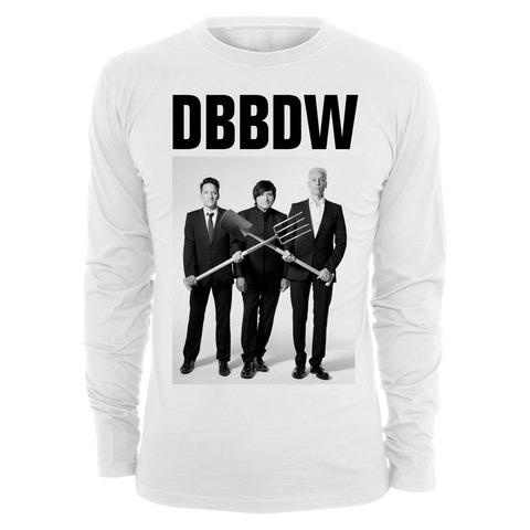 DBBDW von die ärzte - Longsleeve jetzt im die aerzte shop Shop