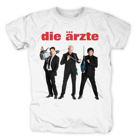Foto von die ärzte - T-Shirt jetzt im die aerzte shop Shop