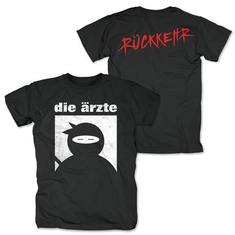 Rückkehr von die ärzte - T-Shirt jetzt im die aerzte shop Shop